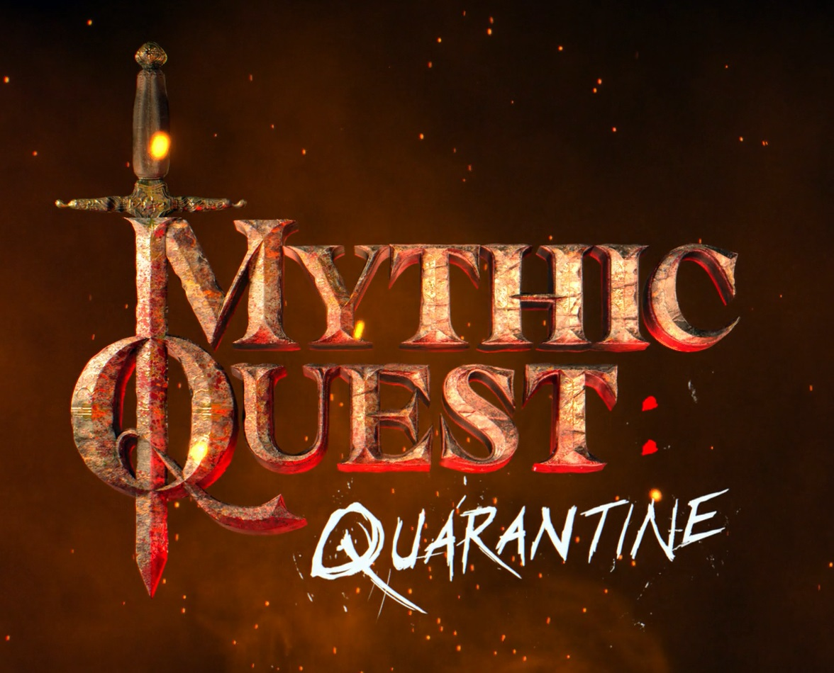 "Mythic Quest: Raven's Banquet season one is done and in the books. The episodes aired on Apple TV+ and showed a different side to Rob McElhenney and David Hornsby (Mac and Cricket, respectively, from It's Always Sunny in Philadelphia) as they join up with a great cast to create the characters responsible for making ""the biggest multiplayer video game of all time.""  We were recently informed that the cast would come together to create a special episode covering the current quarantine situation.  Here are some of the things you can expect to see in the episode."