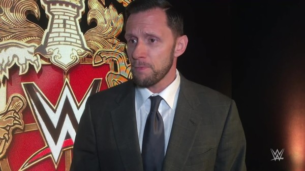 Nigel McGuinness furloughed by WWE