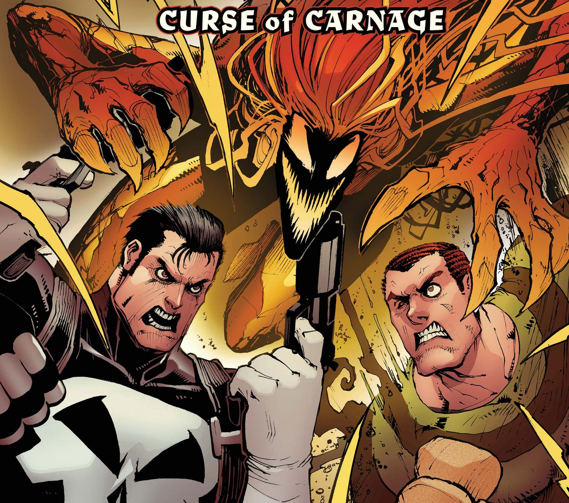 EXCLUSIVE Marvel Preview: Scream: Curse Of Carnage #6