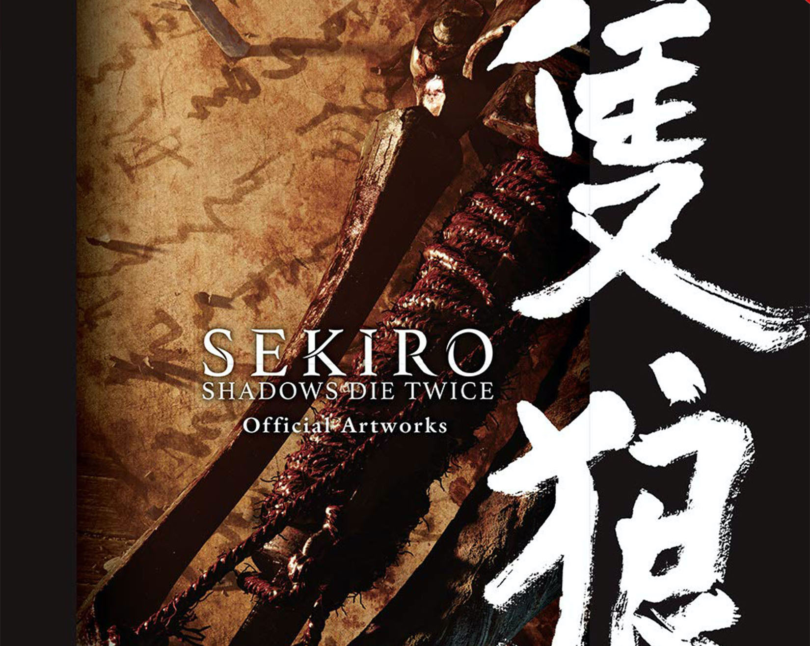Yen Press announces 'Sekiro: Shadows Die Twice Official Artworks' art book for October 2020