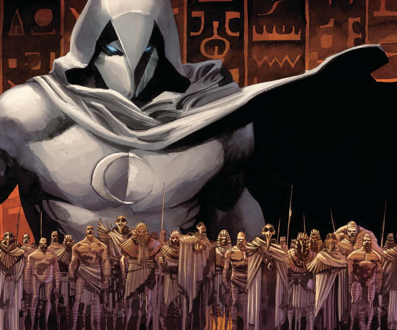 'Avengers' #33 review: Mystery, intrigue, and powers untold
