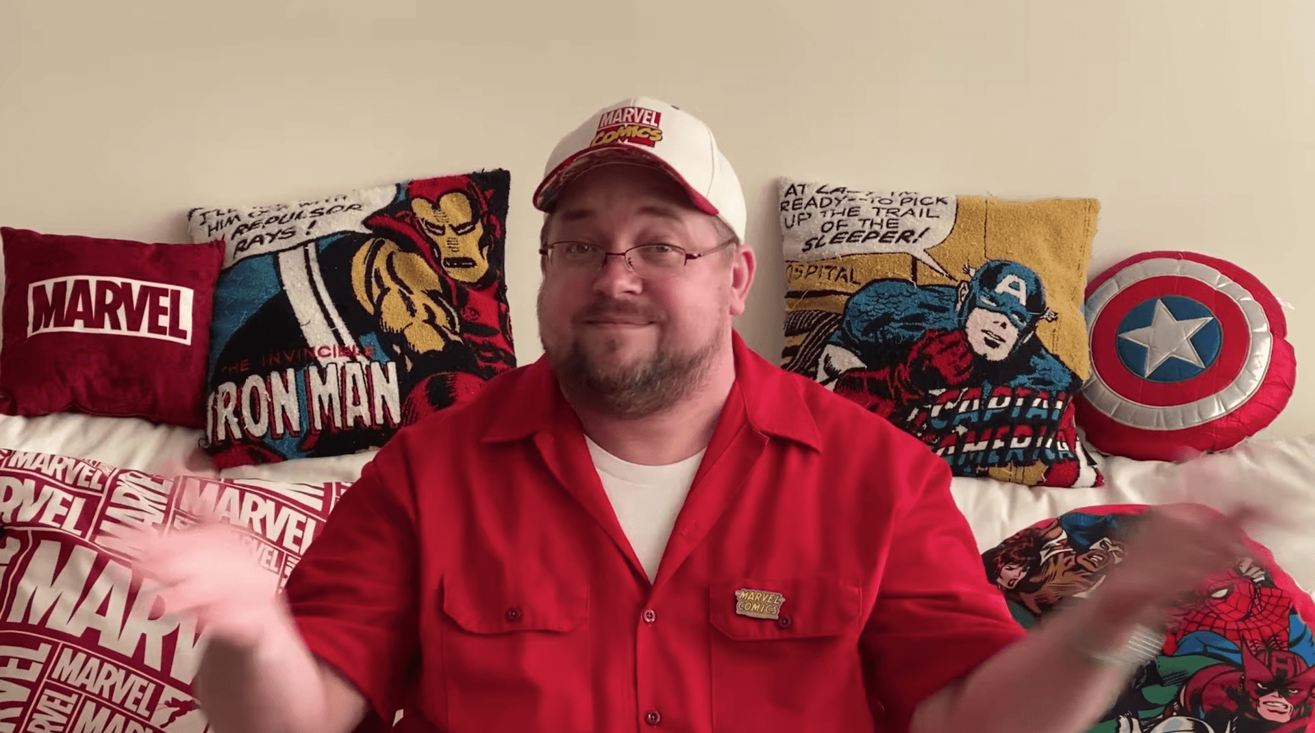 Marvel Comics' top brass takes to social media to share in celebrating Marvel's return to comic shops today