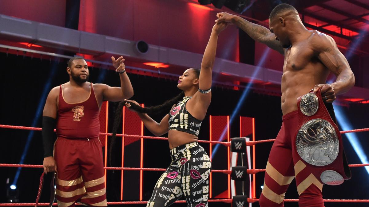 Judging by WWE history, Montez Ford and Bianca Belair should be worried about mixing business and pleasure.