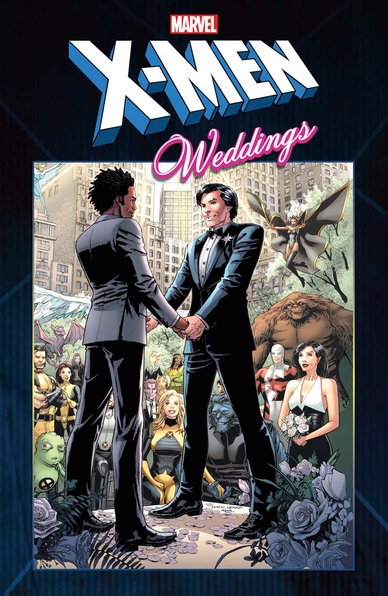 Marvel Comics app offers digital exclusive Hidden Gem comics and collections including X-Men weddings and more