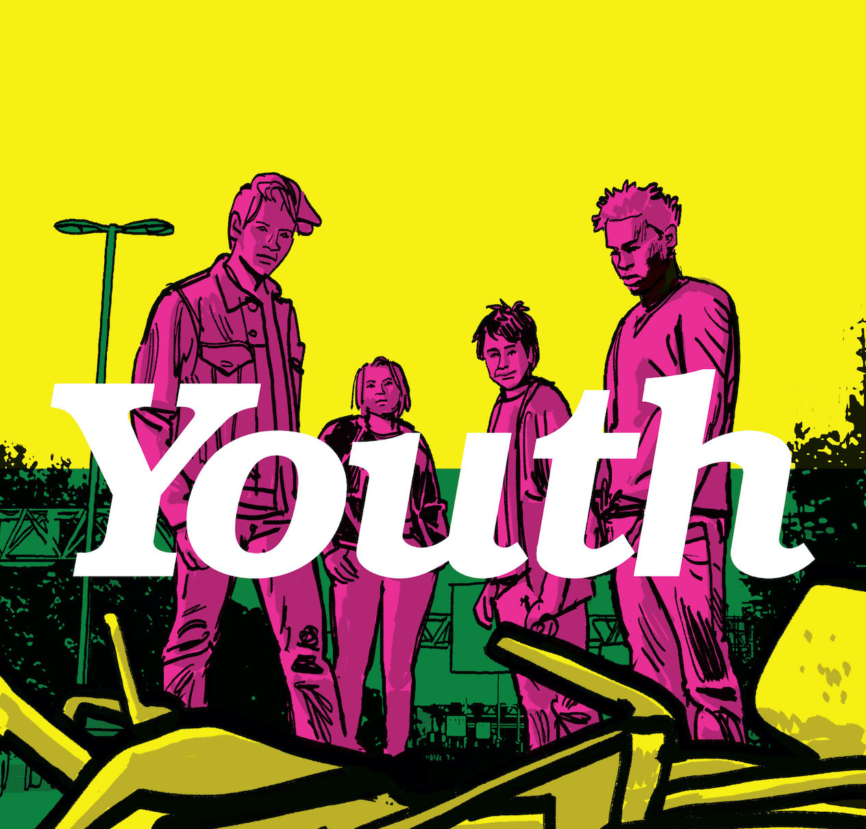 EXCLUSIVE comiXology Originals First Look: 'Youth' Before and After by Alex Diotto and Curt Pires