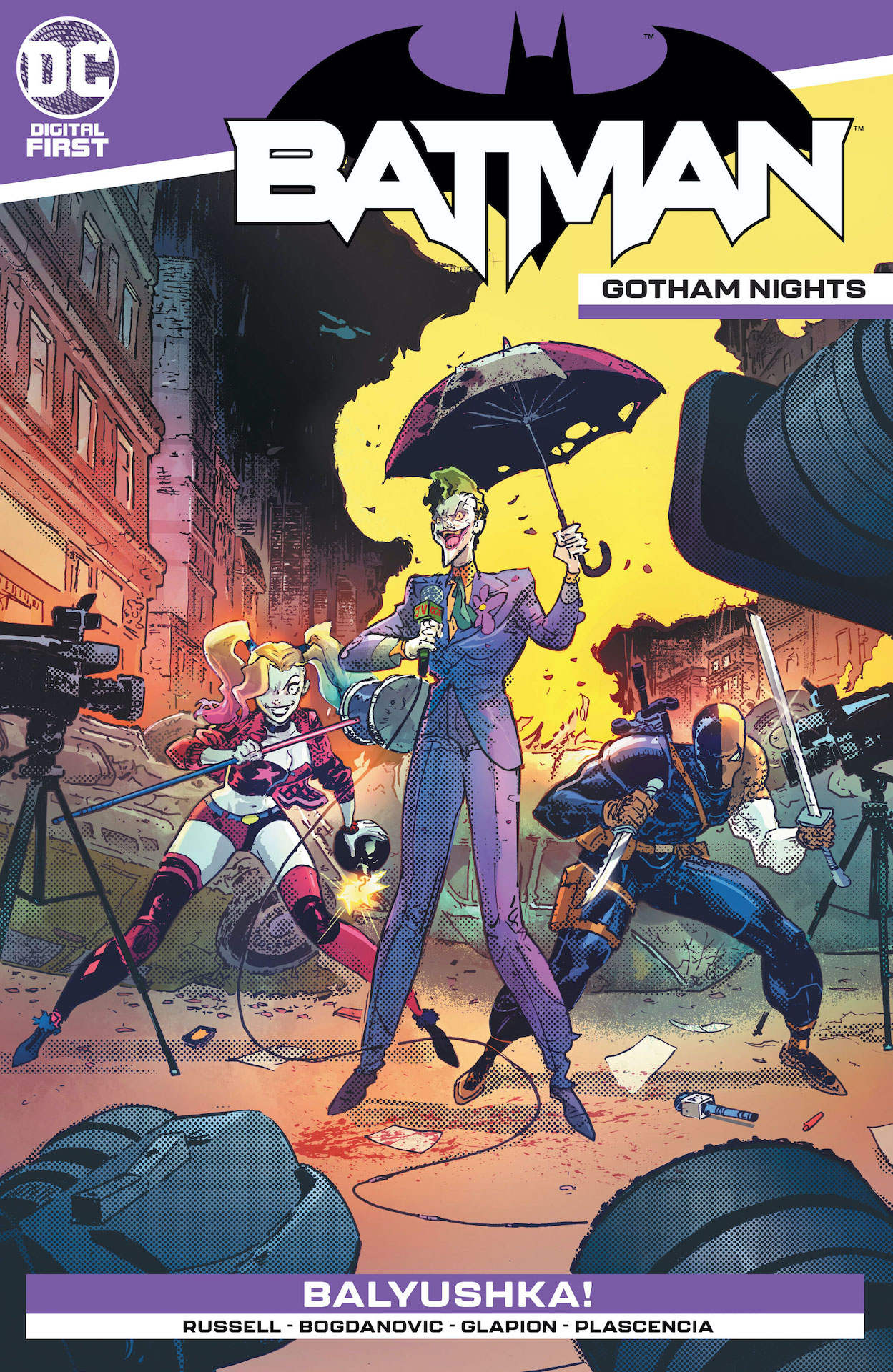 DC Preview: Batman: Gotham Nights #6