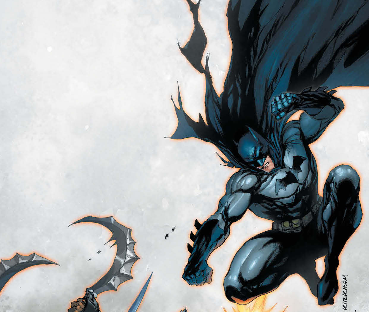 'Batman and the Outsiders' #12 review: an intimate Batman exposed