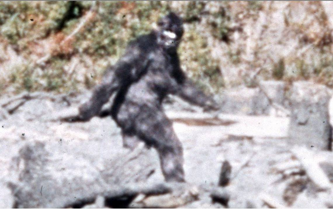 Bigfoot on Adventures in Movies! podcast