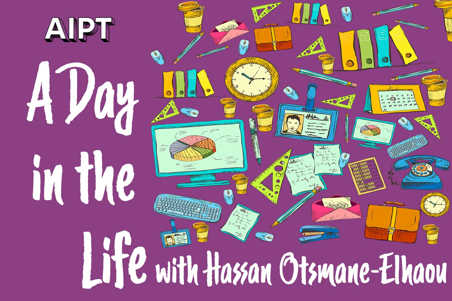 Day in the Life: Hassan Otsmane-Elhaou