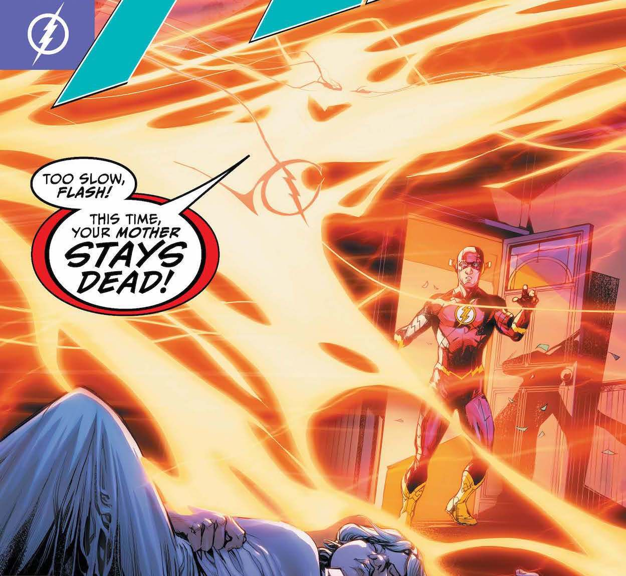 'The Flash' #753 review: Awesome action and deep emotion