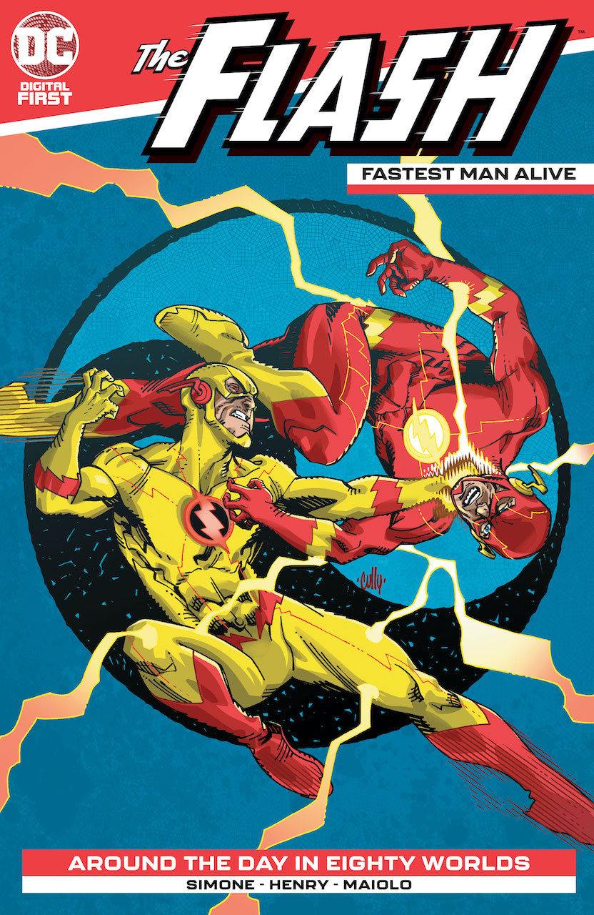 DC Preview: Flash: Fastest Man Alive #5