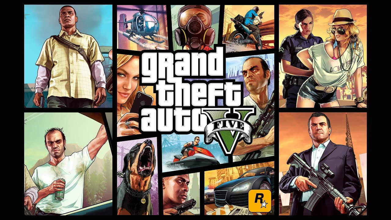Grand Theft Auto 5 is free on the Epic Games Store