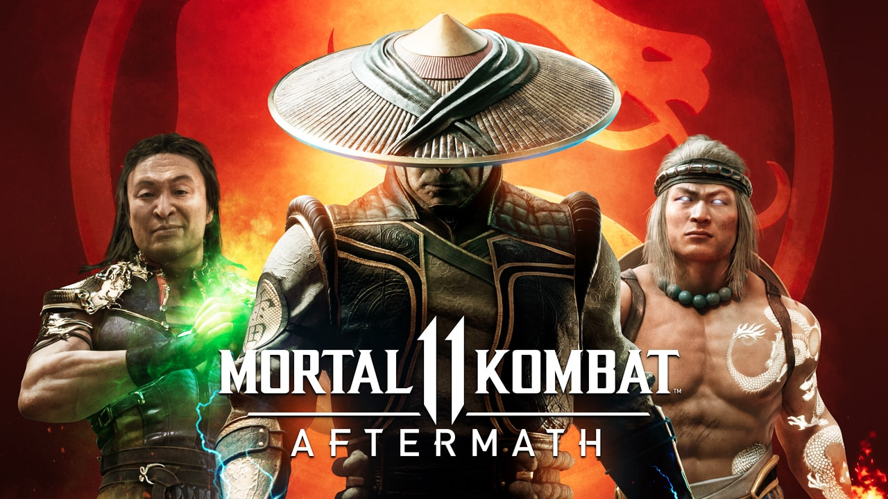 Mortal Kombat 11 Aftermath expansion adds new story, RoboCop, and more