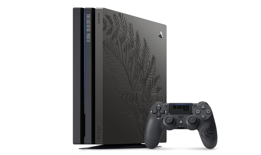The Last of Us Part 2 limited edition PS4 Pro bundle revealed