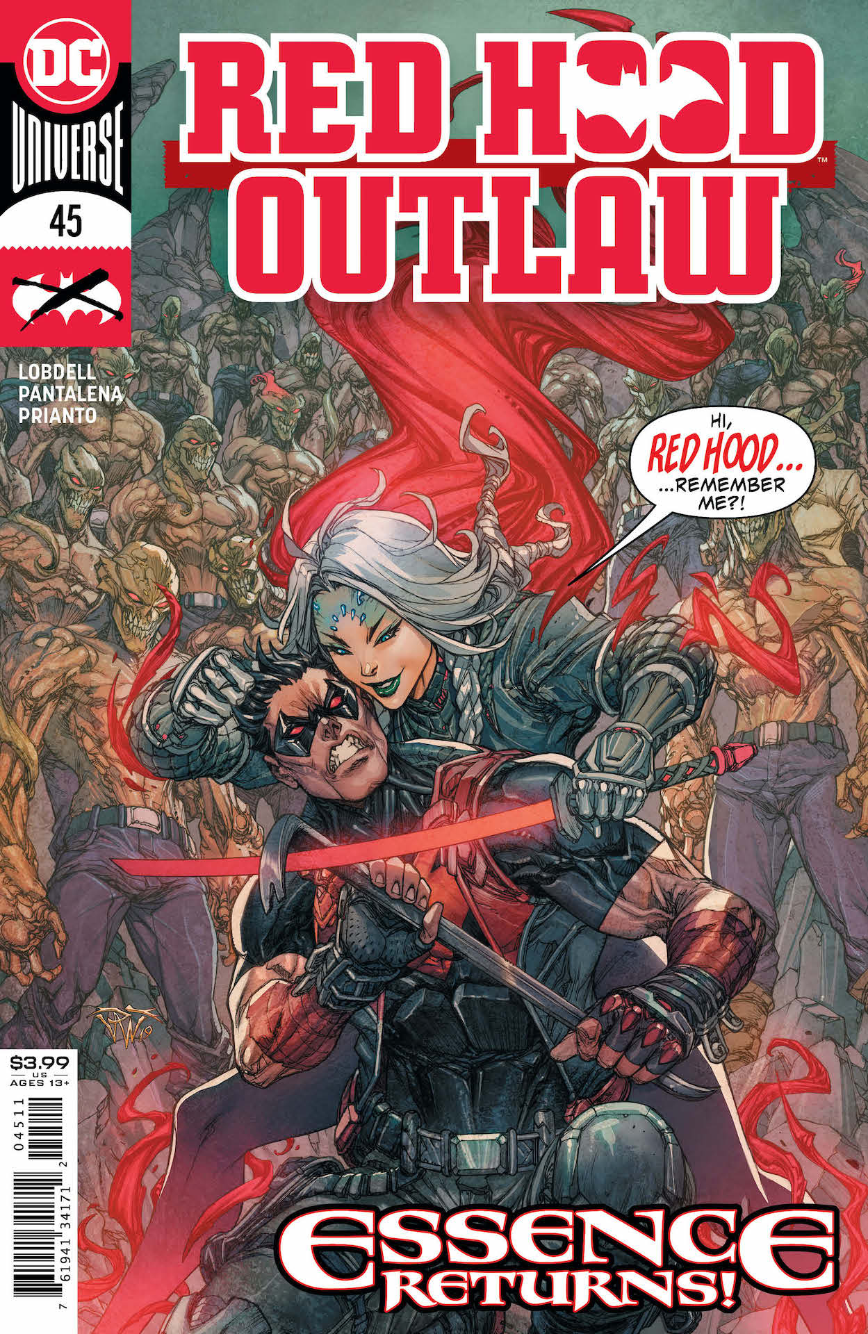 DC Preview: Red Hood: Outlaw #45