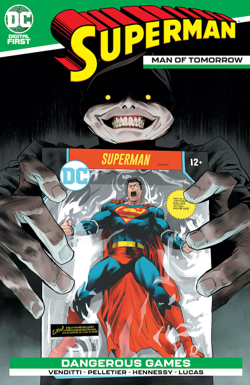 DC Preview: Superman: The Man of Tomorrow #3