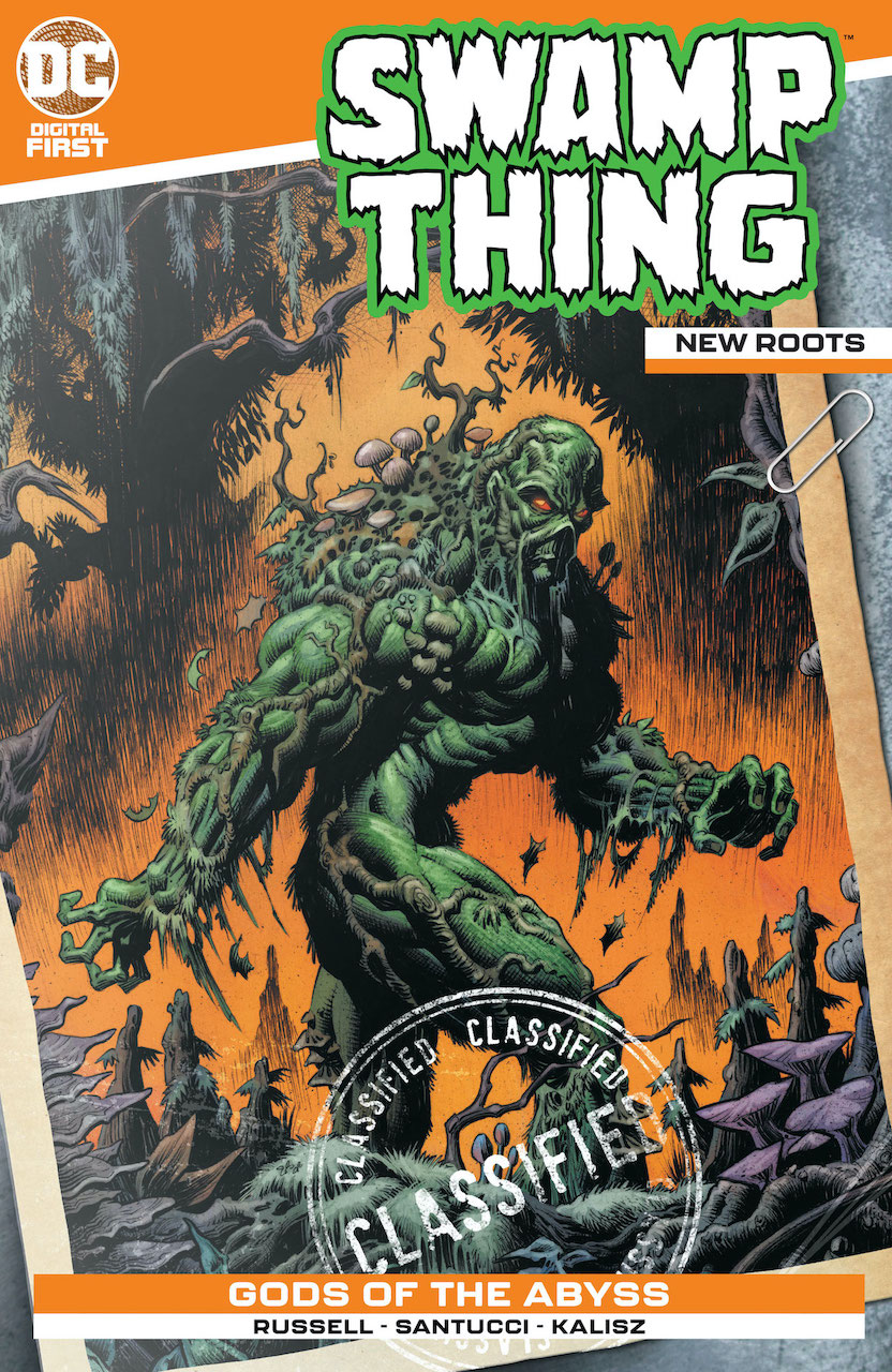 DC Preview: Swamp Thing: New Roots #3
