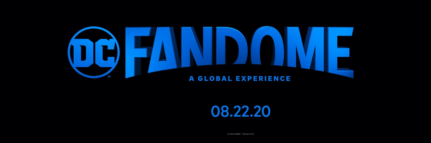 DC FanDome First Look: A free virtual comics, TV, and movie experience on August 22