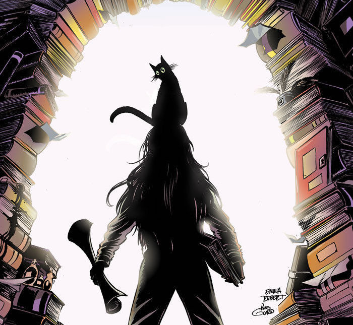 Image Comics Preview: Inkblot #1 out September 2, 2020