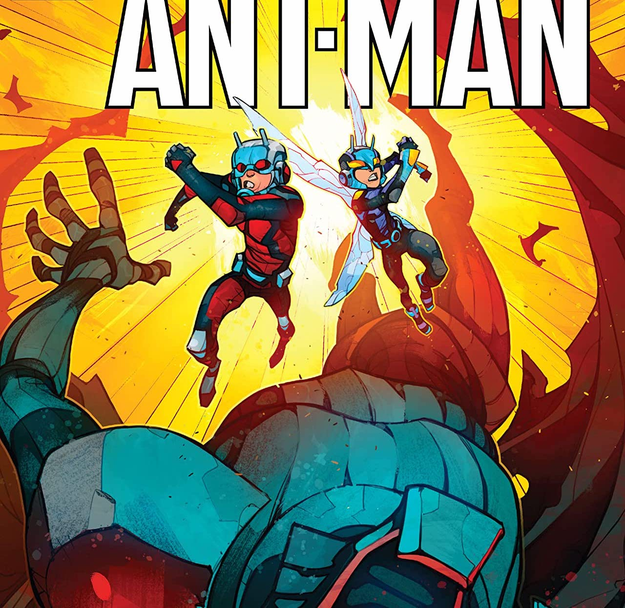 Ant-Man gets the finale he deserves.