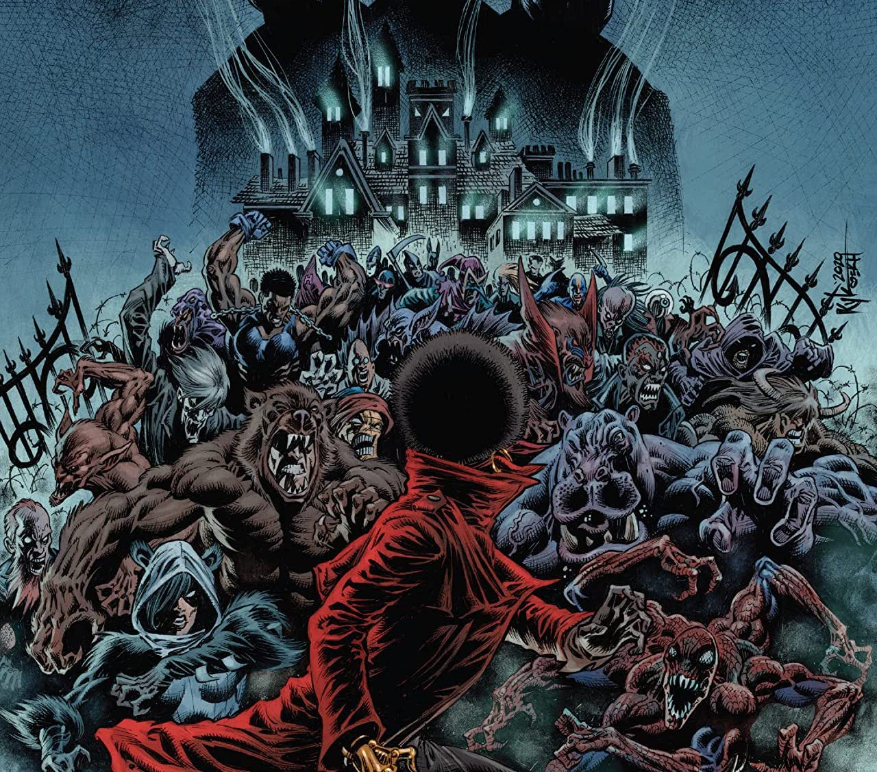 'Ravencroft' #5 makes a strong case for the location to continue on, but at a price.