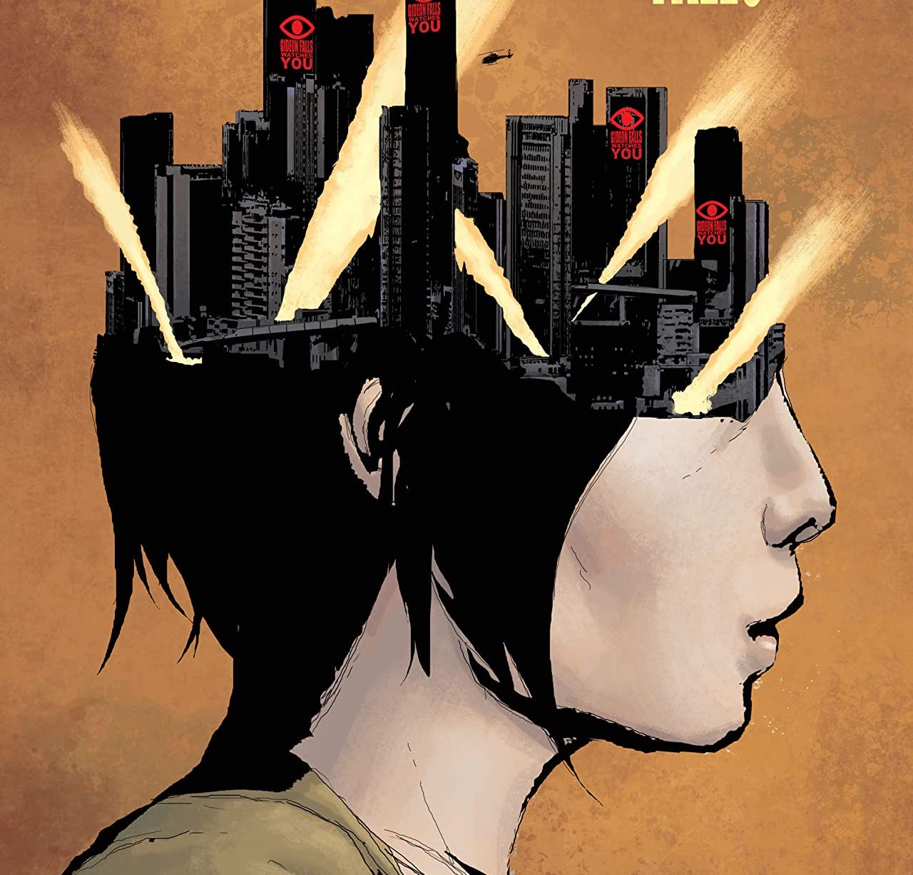It's the exploration of new worlds in Gideon Falls #22.