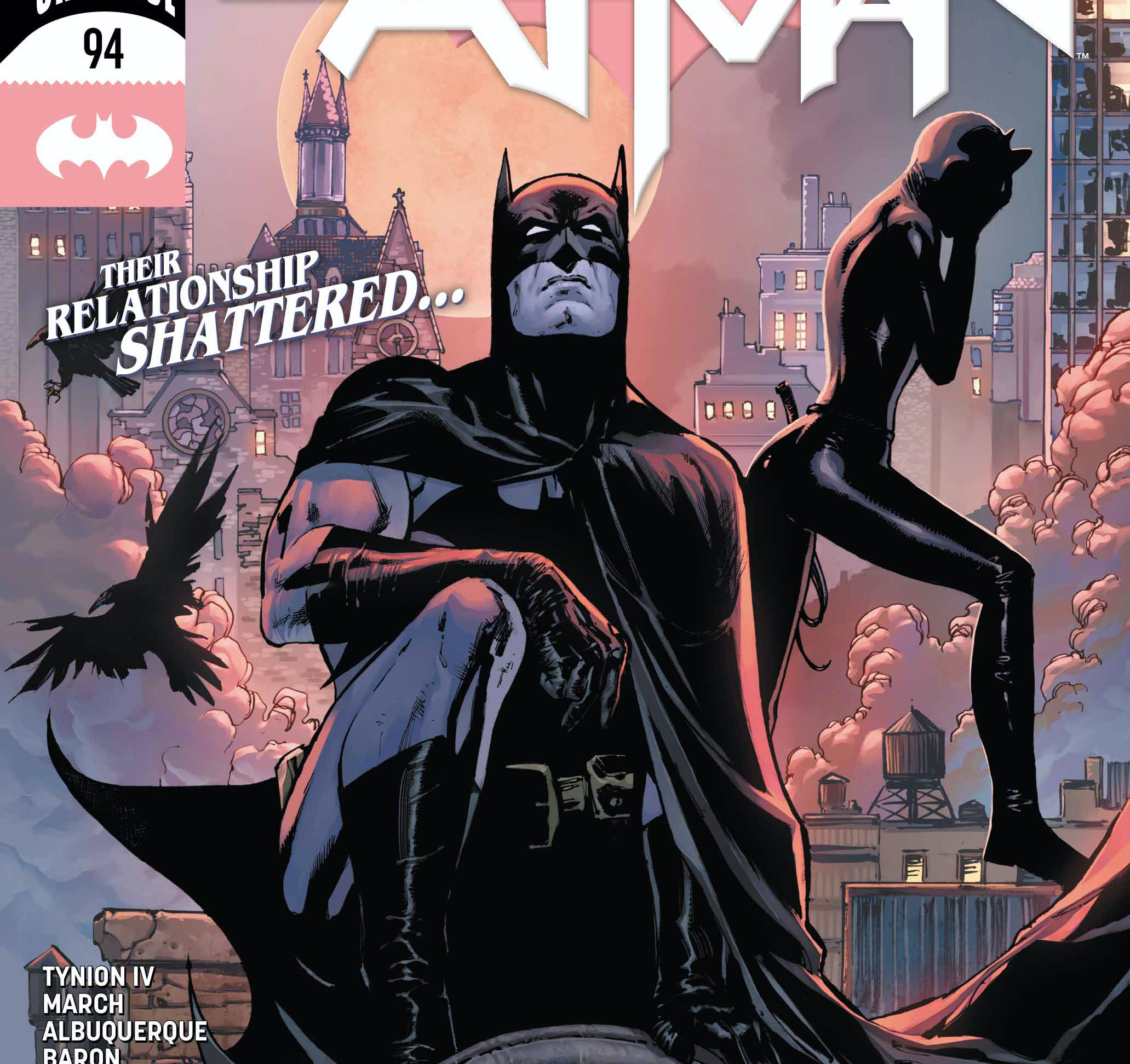 Batman is bleeding out, but can he save Catwoman, or is it too late?