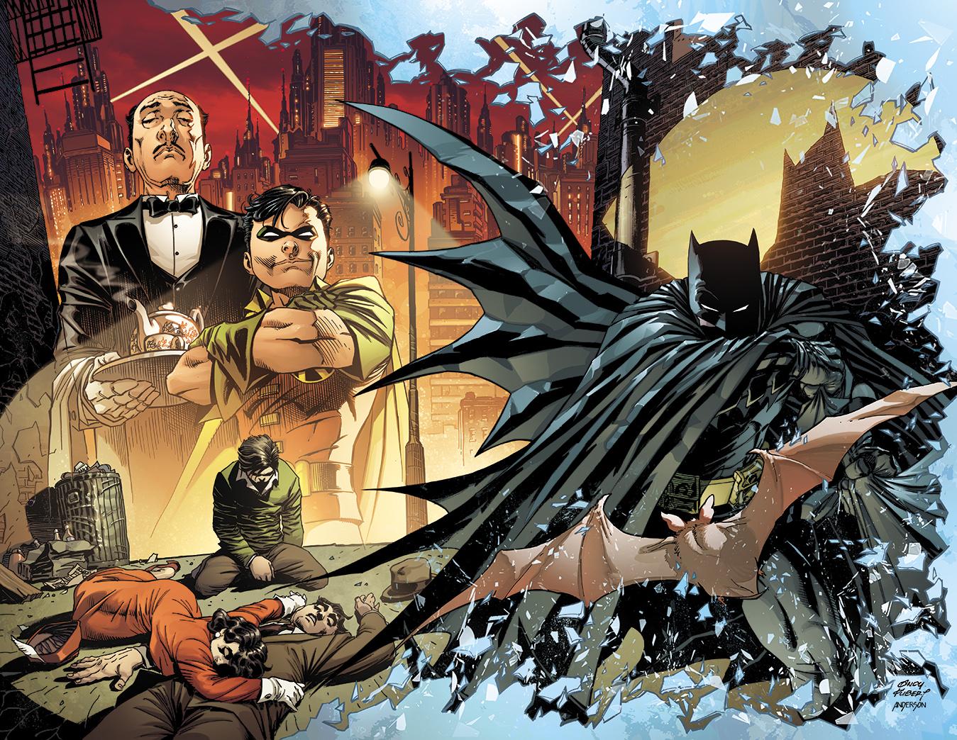 first appearance of Batman celebration