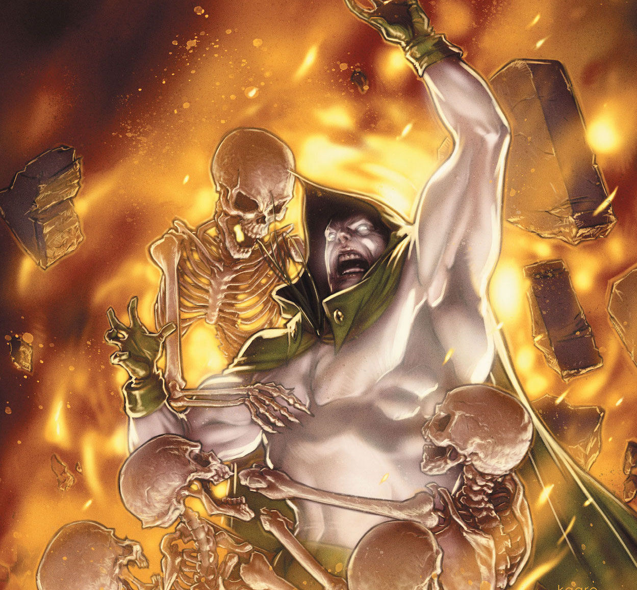 DC Preview: Ghosts #1