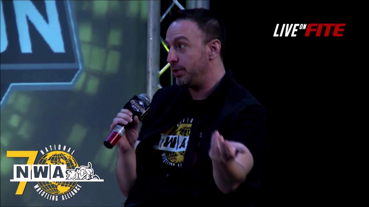 NWA Vice President Dave Lagana resigns following sexual assault allegations