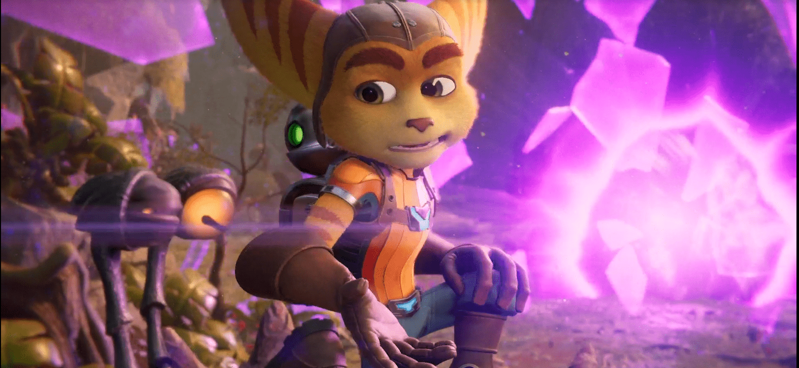 Ratchet & Clank Rift Apart announced for PS5