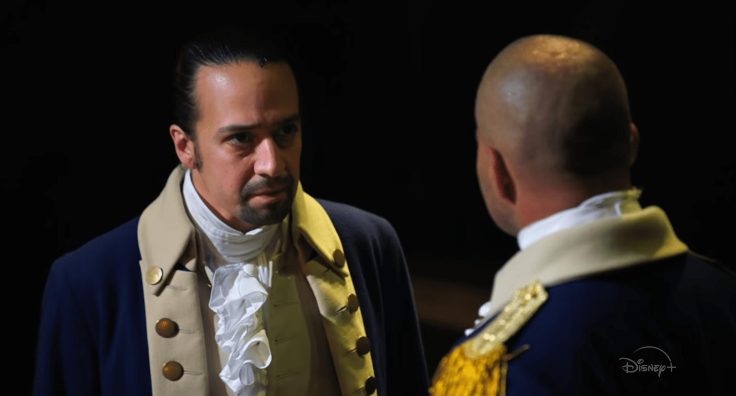 Check out new Disney+ teaser for 'Hamilton' which premieres globally July 3, 2020