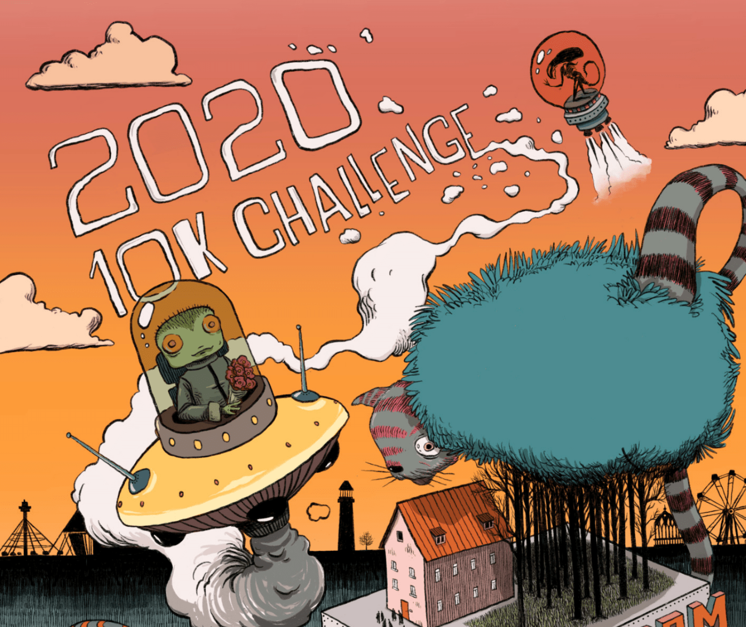 The Platform Comics 10K 2020 challenge winners are in!