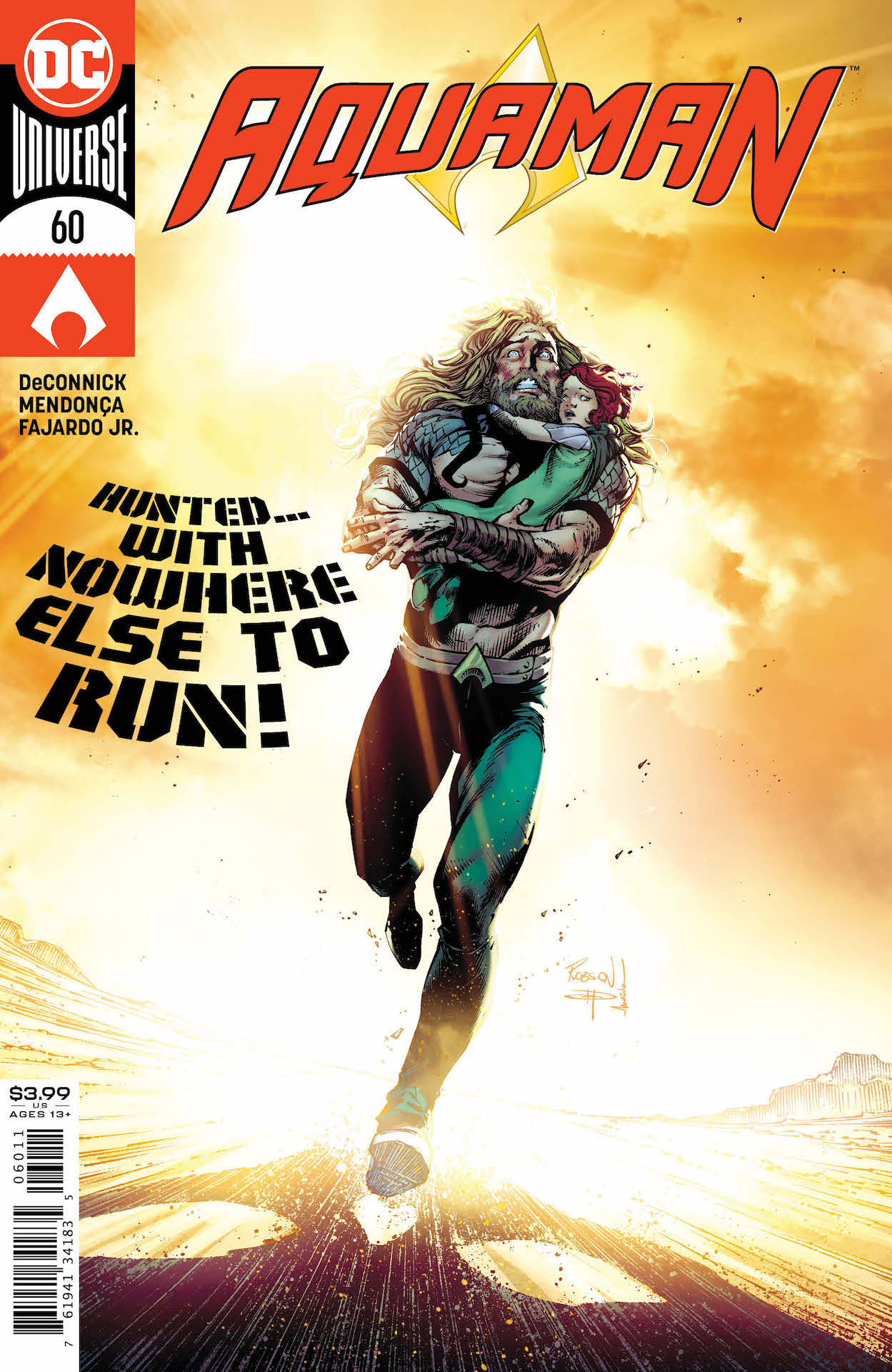 DC Preview: Aquaman #60