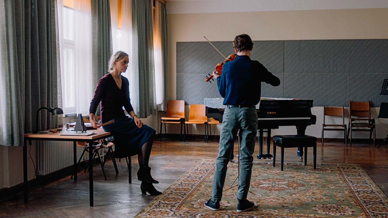 'The Audition' ('Das Vorspiel') review: Nina Hoss delivers a powerful solo