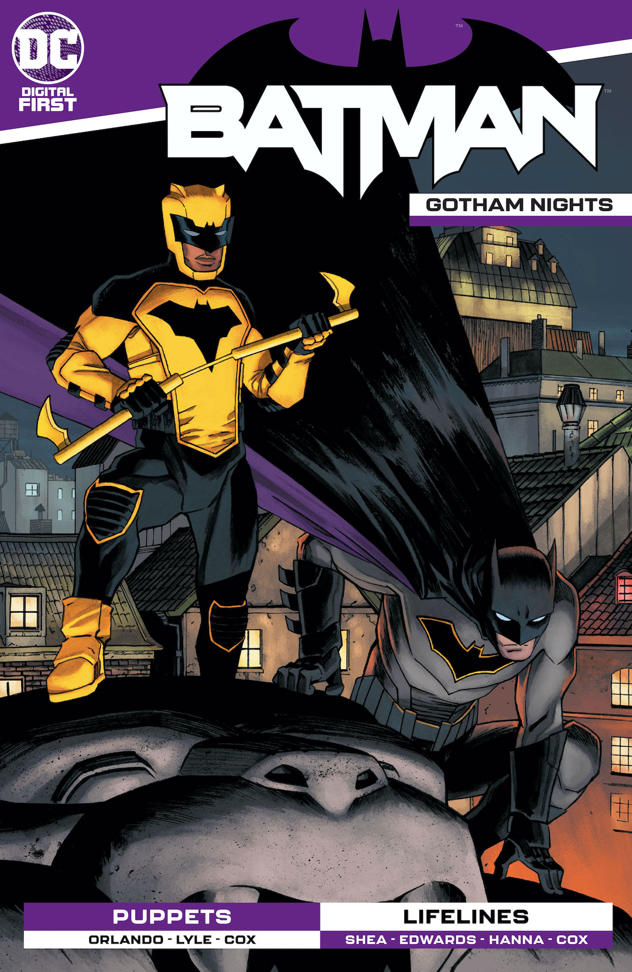 DC Preview: Batman: Gotham Nights #8