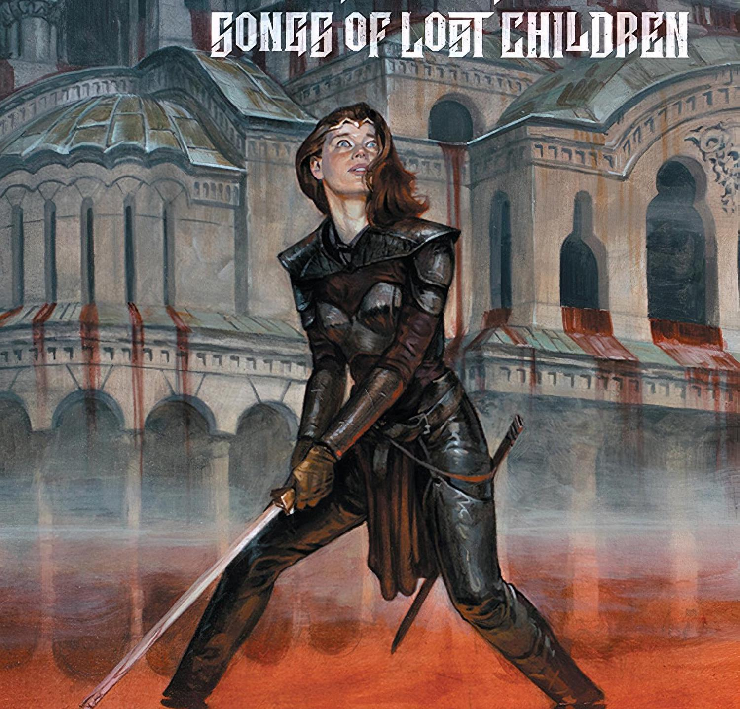 DC Comics announces 'The Last God: Songs of Lost Children' from Dan Watters and Steve Beach out 9/22/20