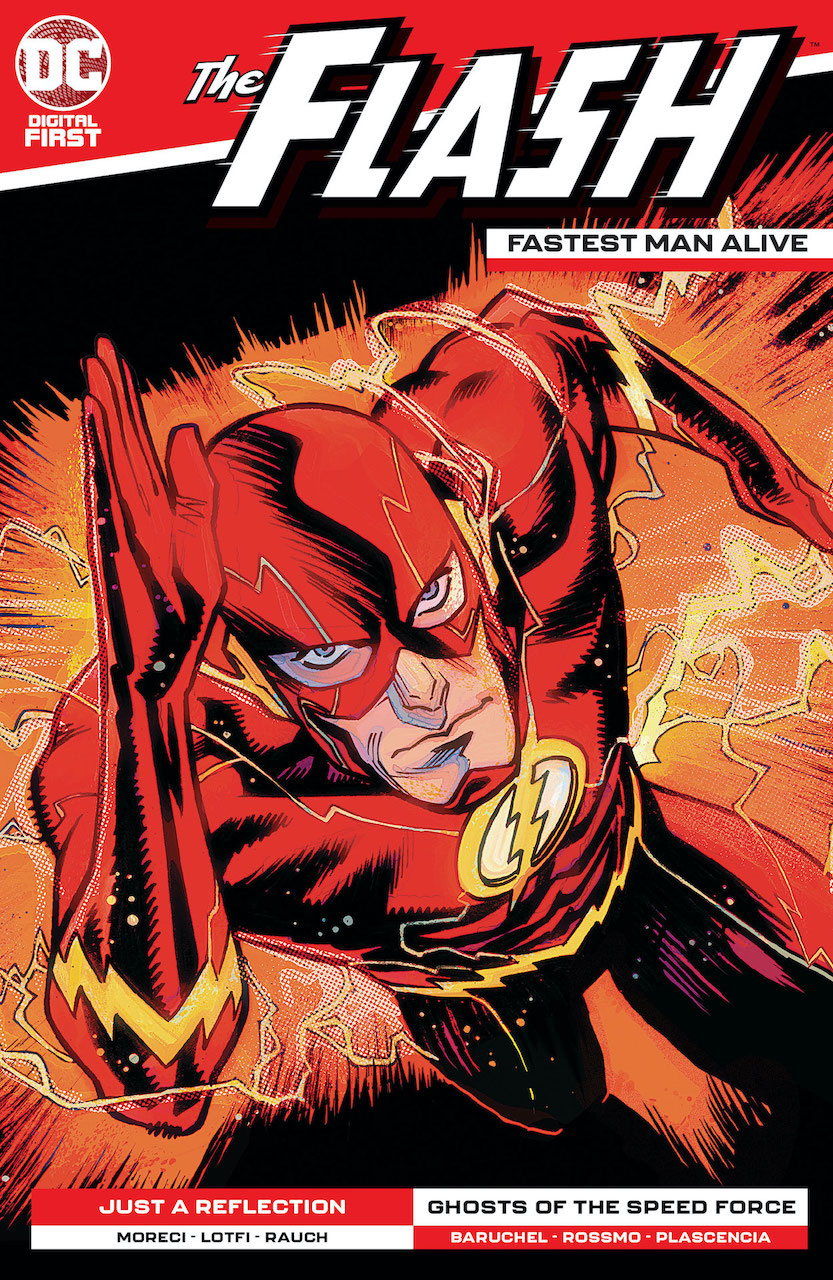 DC Preview: The Flash: Fastest Man Alive #9