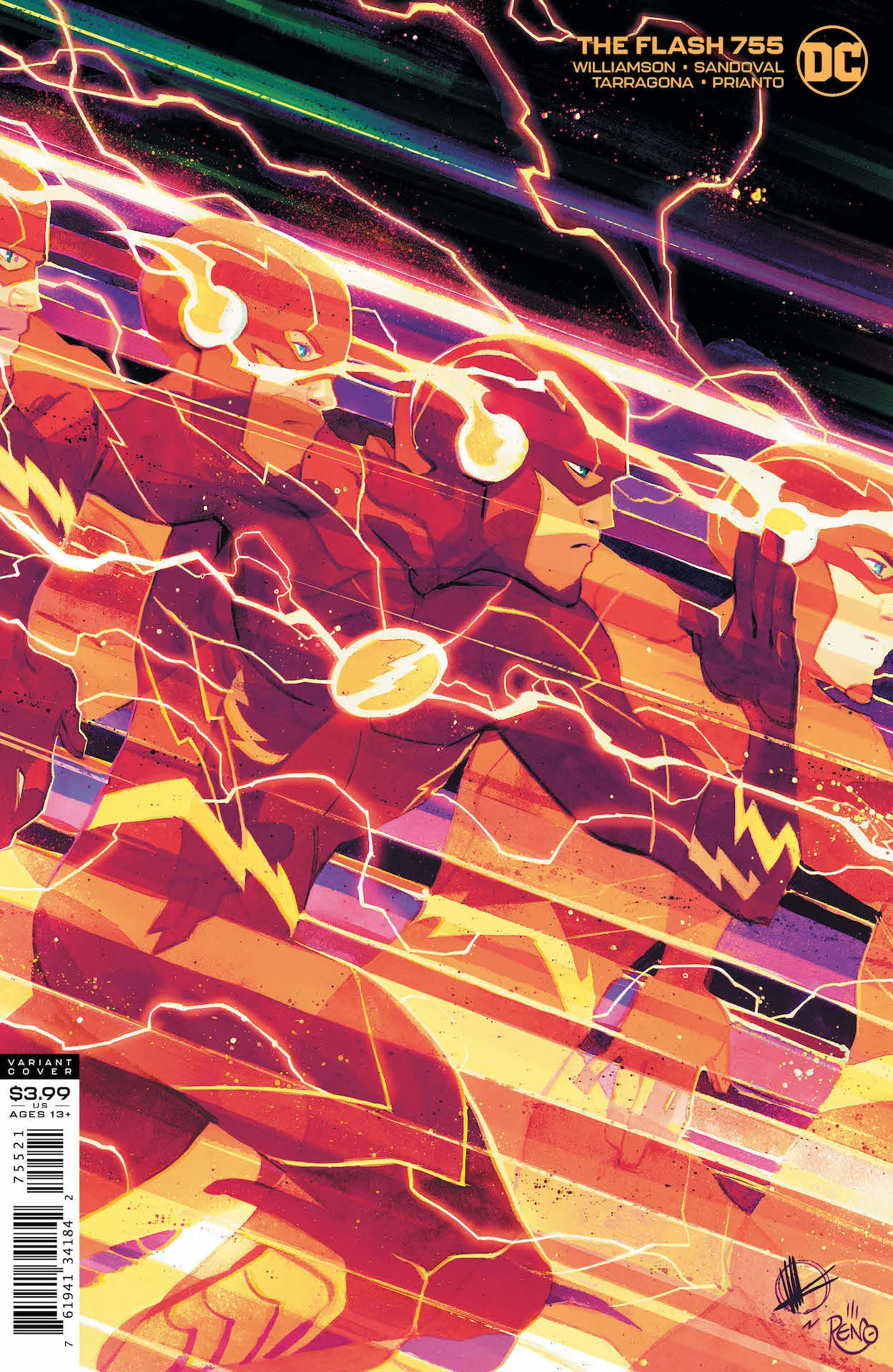 """""""The Flash Age"""" races to its stunning conclusion!"""