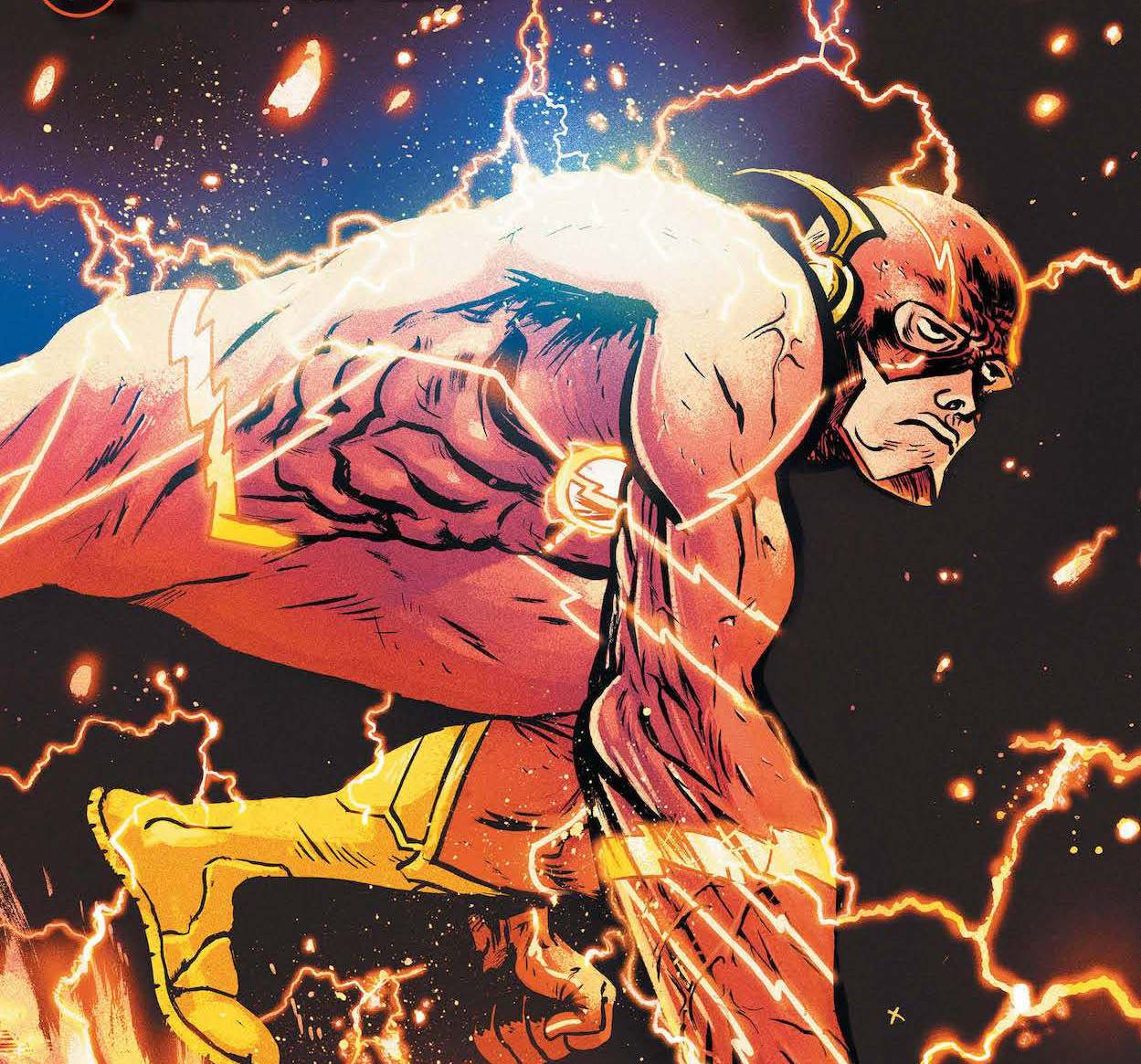 The Flash must live with the fact that Reverse-Flash is alive and ready to kill his friends and family.