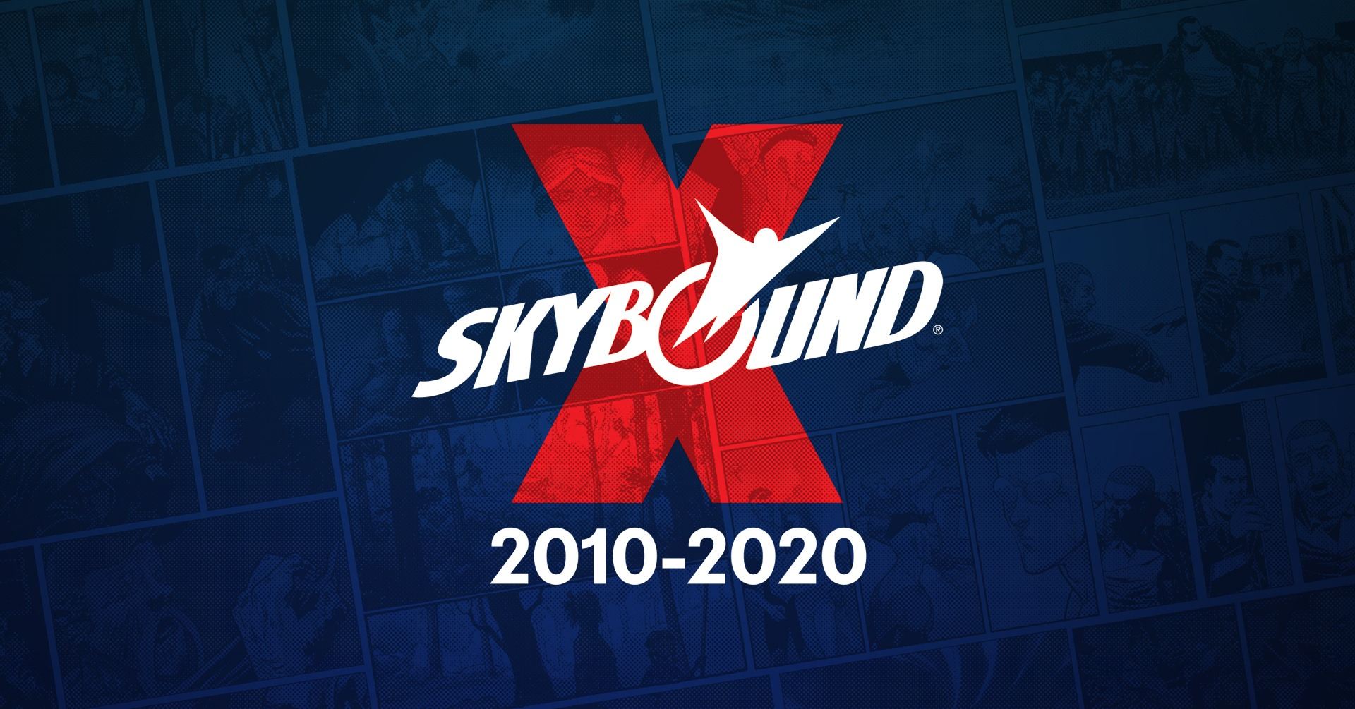 Skybound Xpo will kick-off Skybound's ten year anniversary July 18, and 19.