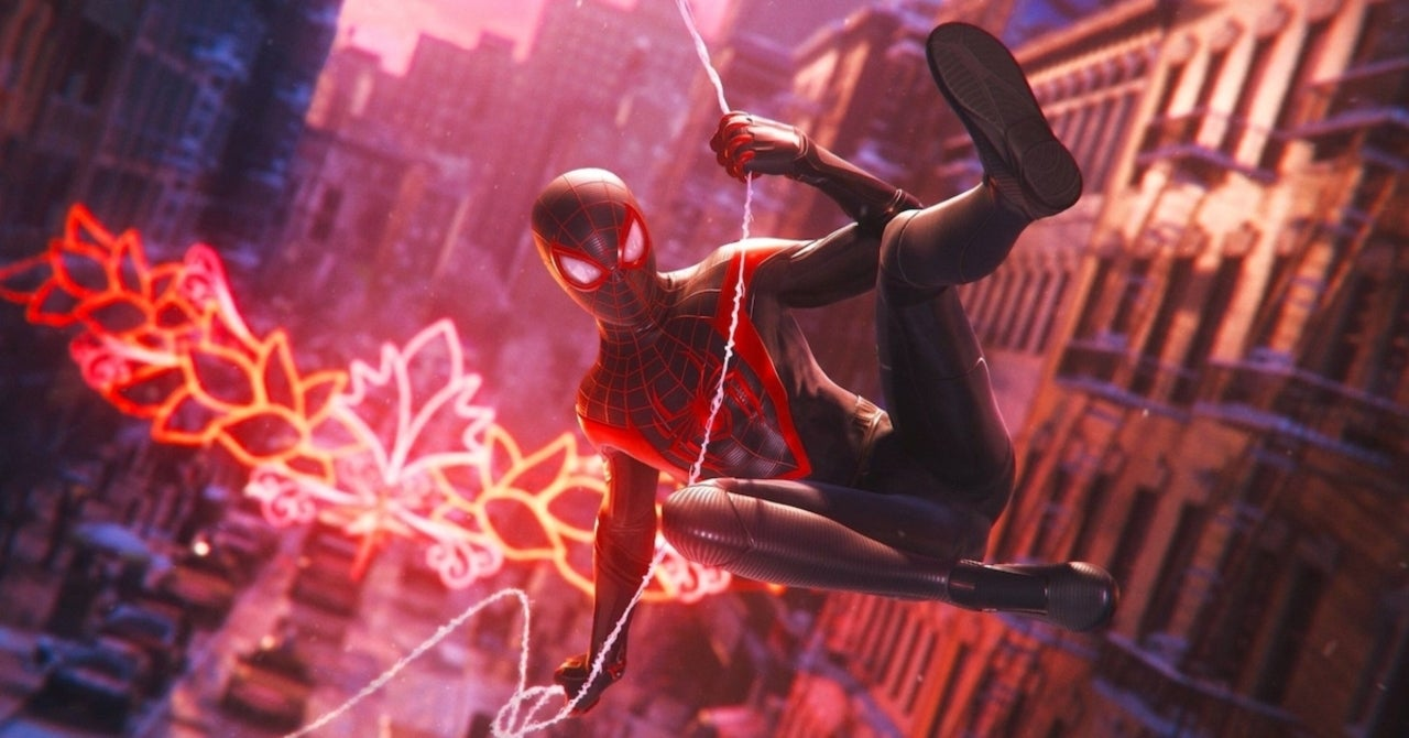 The upcoming Insomniac Games Spider-Man: Miles Morales may not be a brand new game, but it still looks fun, right?