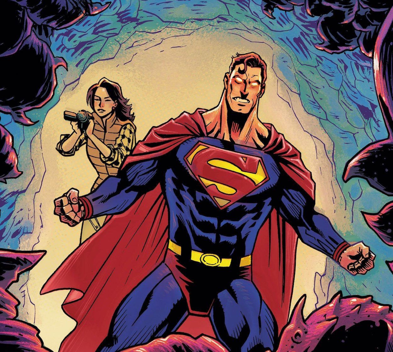 'Superman: Man of Tomorrow' #9 Review