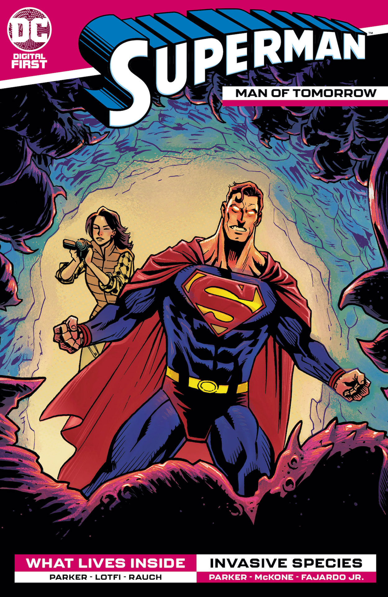 DC Preview: Superman: The Man of Tomorrow #9