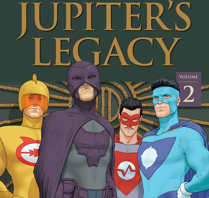 Images Comics sending 'Jupiter's Legacy' collections back to print ahead of Netflix show release