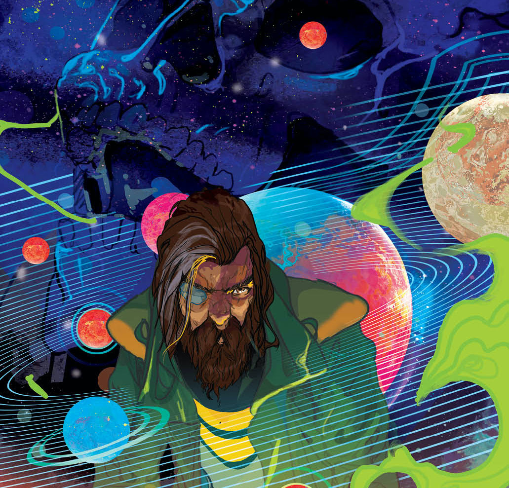 BOOM! Studios announces heavenly 'We Only Find Them When They're Dead' by Al Ewing and Simone Di Meo