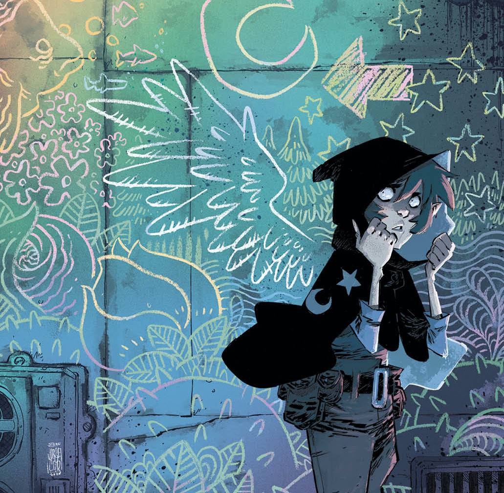 Celebrate James Tynion IV and Michael Dialynas' 'Wynd' #1 as it gets a second printing