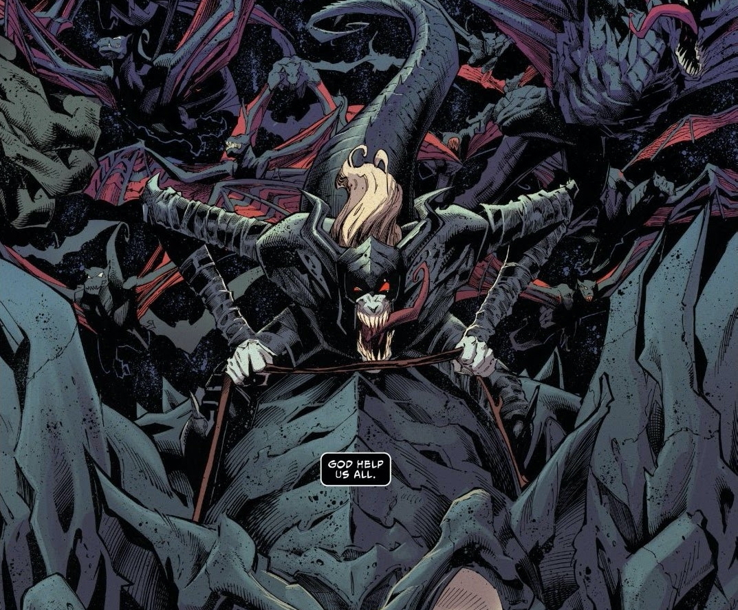 New hints about the future of Knull revealed in 'Ravencroft' #5