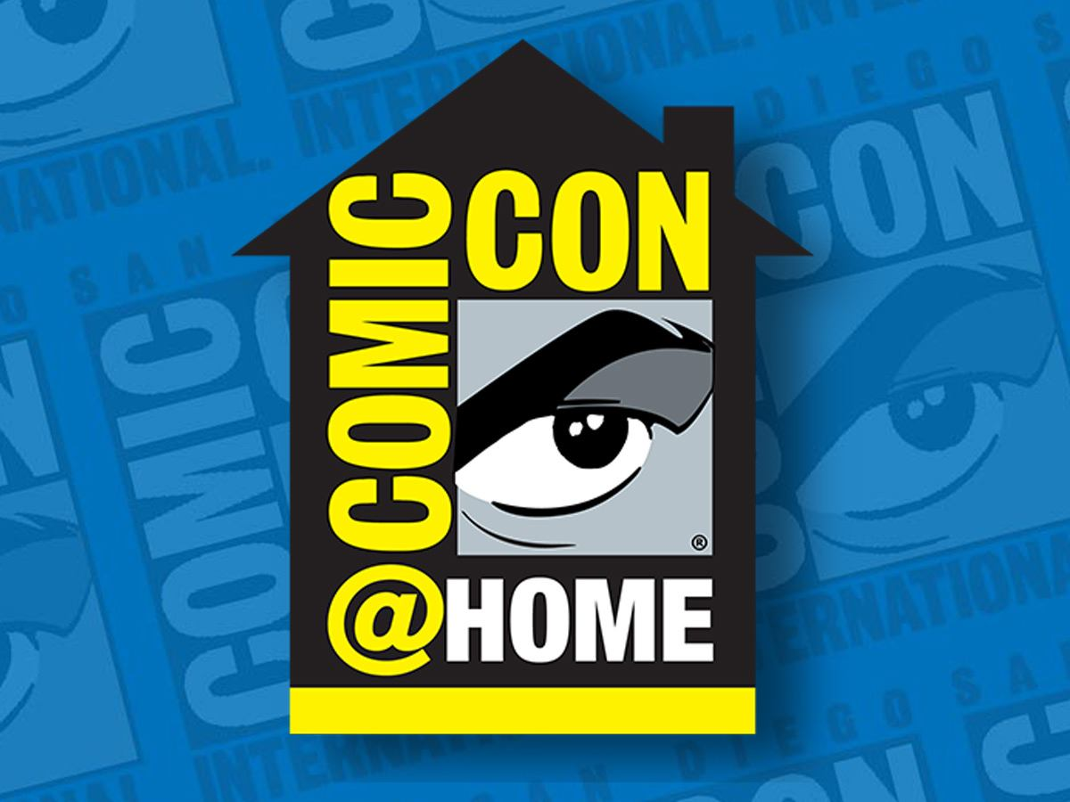 Comic-Con@Home 2020: Quick SDCC TV Panel Breakdown