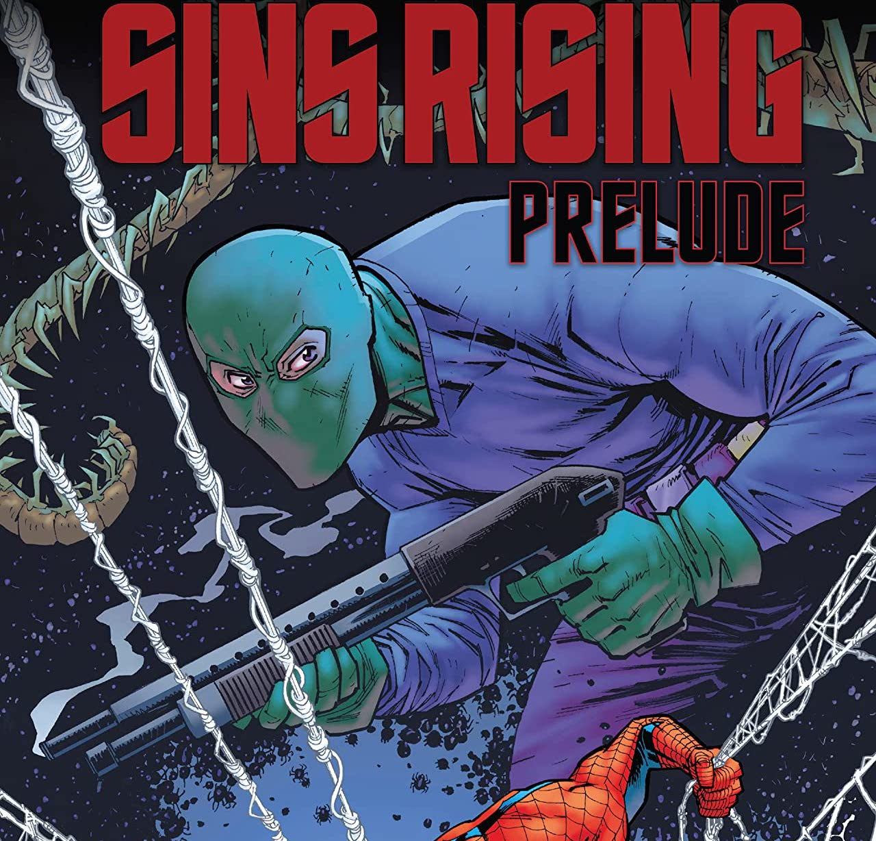 Sins Rising is the prelude to the big Sin Eater vs. Spidey story arc.